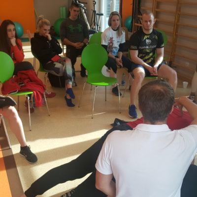 Szkolenie dla trenerów z fizjologicznego podejścia do ćwiczeń (28.11.2018)