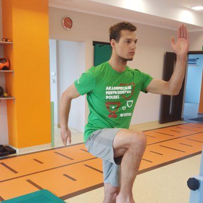 Adam Chrapek - wielokrotny medalista Mistrzostw Polski w gigancie, slalomie i supergigancie